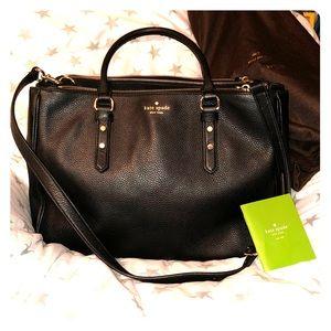♠️ Kate Spade leather handbag ♠️